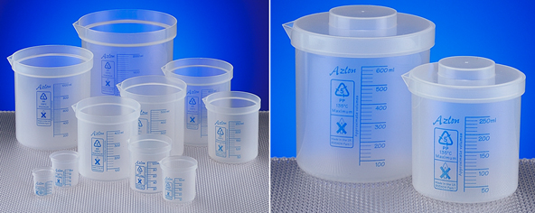 More info on Polypropylene Beakers