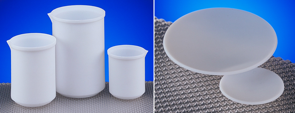 More info on PTFE Beakers & Covers