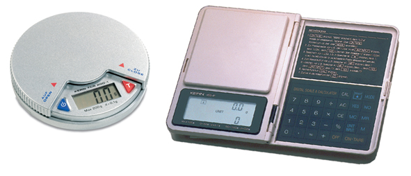 More info on Electronic Pocket Balances
