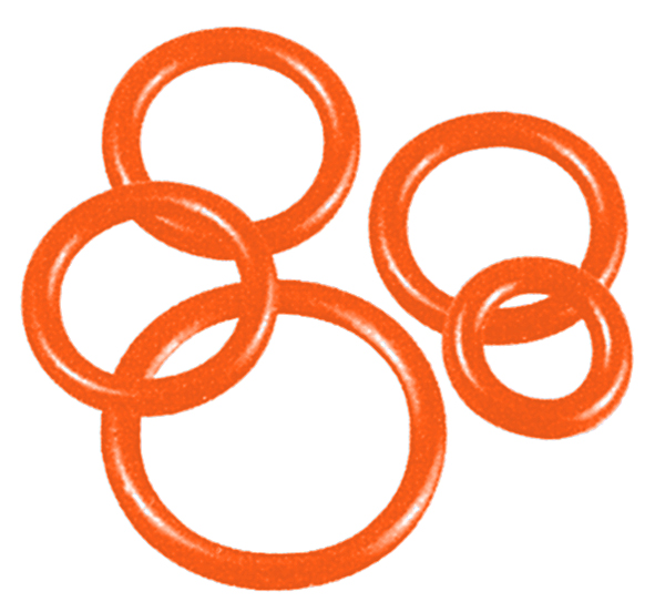 Other Metric Silicone 'O' Rings