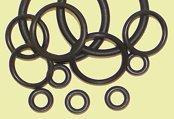 Neoprene Rubber 'O' Rings