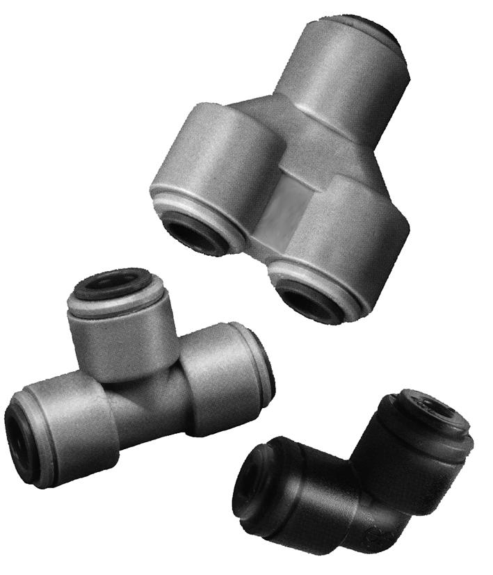 Speedfit® Pneumatic Fittings
