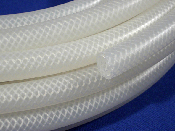 AlteSil™ Braid Reinforced Silicone Hose