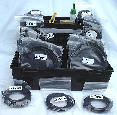 More info on 'O' Ring Splicing Kits