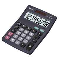 More info on Casio MS-8S Desktop Calculator