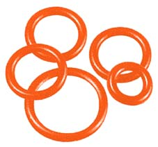 More info on British Standard Imperial Silicone 'O' Rings