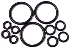 More info on EPDM Rubber 'O' Rings