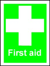 More info on 'First Aid' - Safety Sign