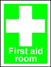 More info on 'First Aid Room' - Safety Sign